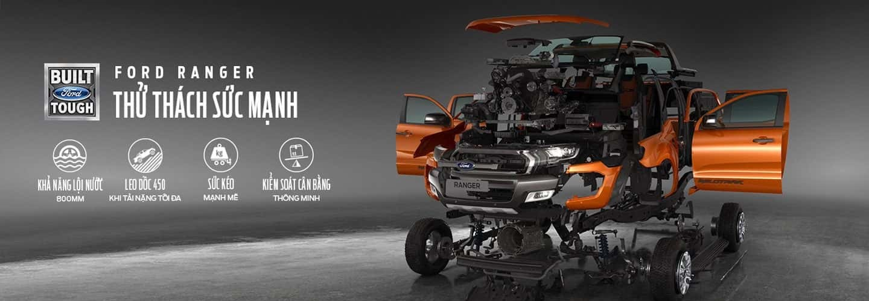 Ford Ranger 2018 - Đẳng cấp Mỹ