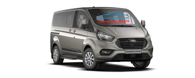 Ford Tourneo Màu Ghi