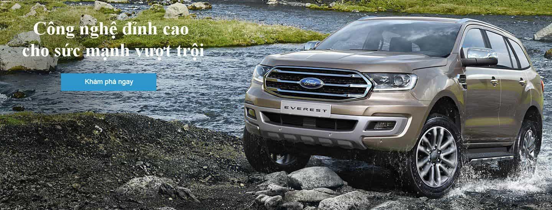 Ford Everest 2019 - Phong Cách Riêng Biệt